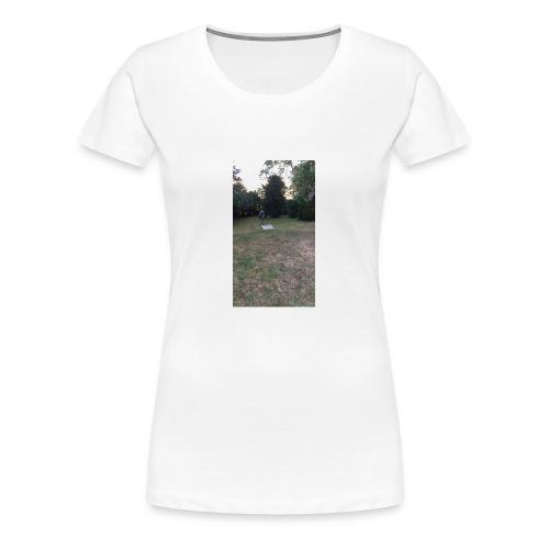 Le grand saut - T-shirt Premium Femme