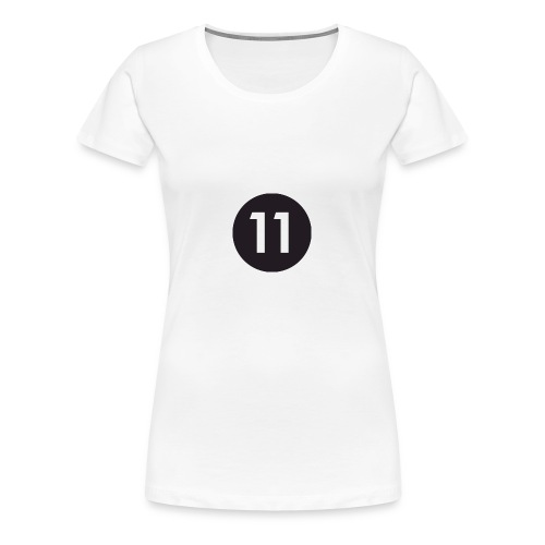 11 ball - Women's Premium T-Shirt