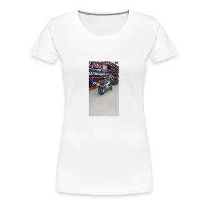 13528935_10208281459286757_3702525783891244117_n - Vrouwen Premium T-shirt