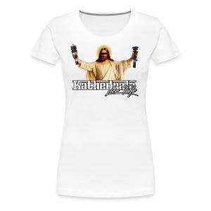 Lowses - Frauen Premium T-Shirt
