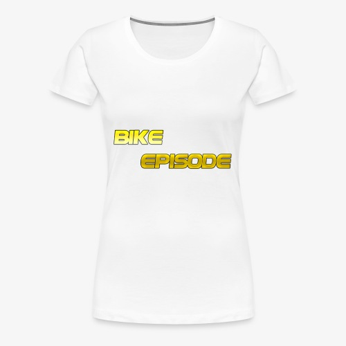 Cool Text Bike Episode 279969397204592 - Frauen Premium T-Shirt