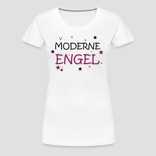 Moderne Engel - Frauen Premium T-Shirt
