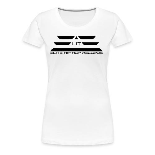 Logo EHHR Black - Camiseta premium mujer