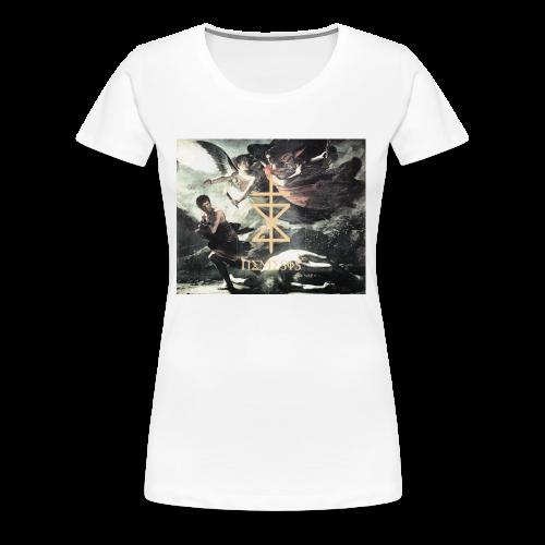 NEMESIS BEATZ: GODDESS - Frauen Premium T-Shirt