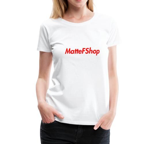 Summer Collection! (MatteFShop Original) - Maglietta Premium da donna