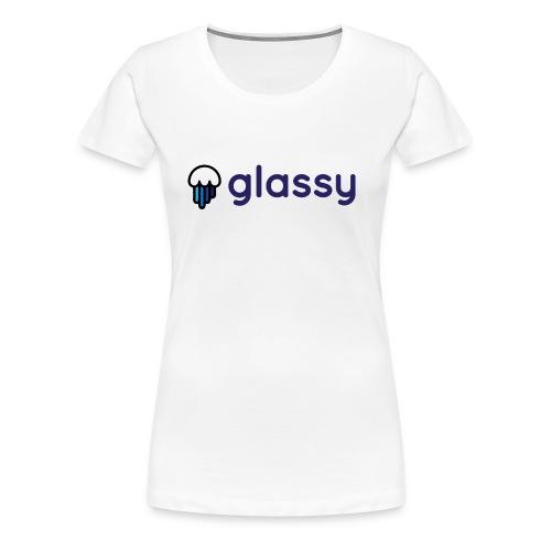 Glassy Unisex T shirt - Camiseta premium mujer