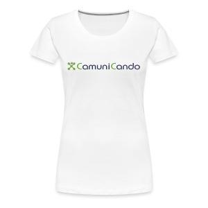 CamuniCando - Maglietta Premium da donna