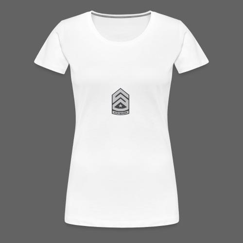 CasTroses Cover til HTC one - Dame premium T-shirt