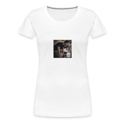 Nutraburst cuerpo sano mente sana - Camiseta premium mujer