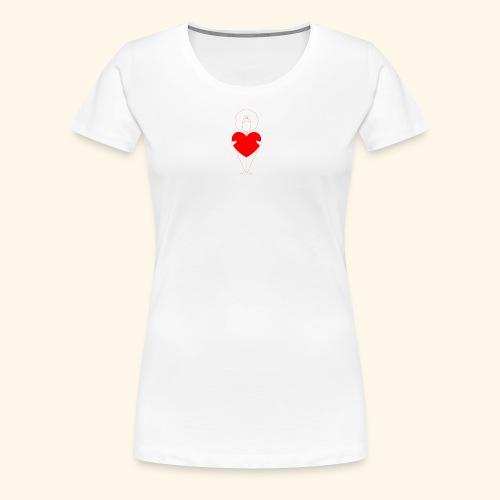 bisous - Camiseta premium mujer