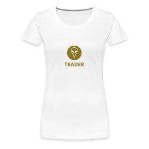 Trader Alien - Women's Premium T-Shirt