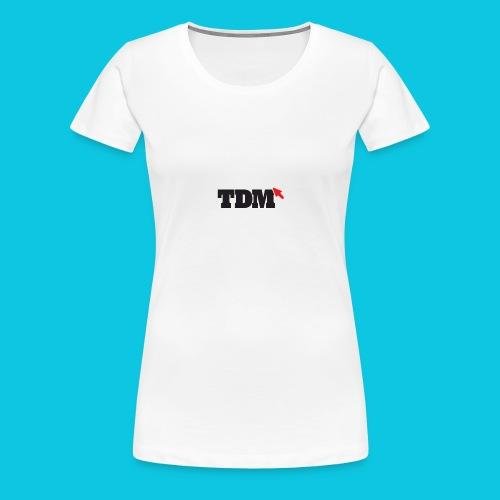 trui - Vrouwen Premium T-shirt