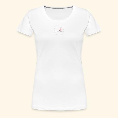 bateau - Camiseta premium mujer