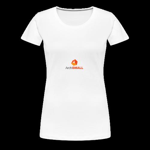 ArchiTAZZA ArchiSMALL - Maglietta Premium da donna