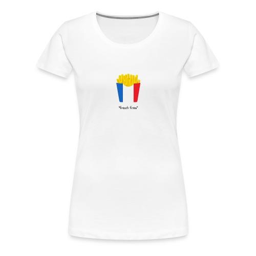 frites2 - T-shirt Premium Femme