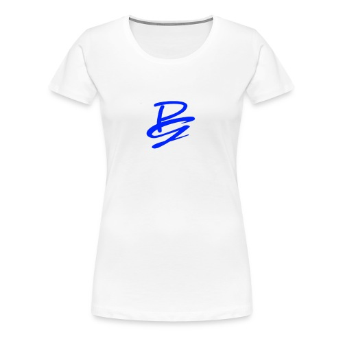 PG main merch - Women's Premium T-Shirt