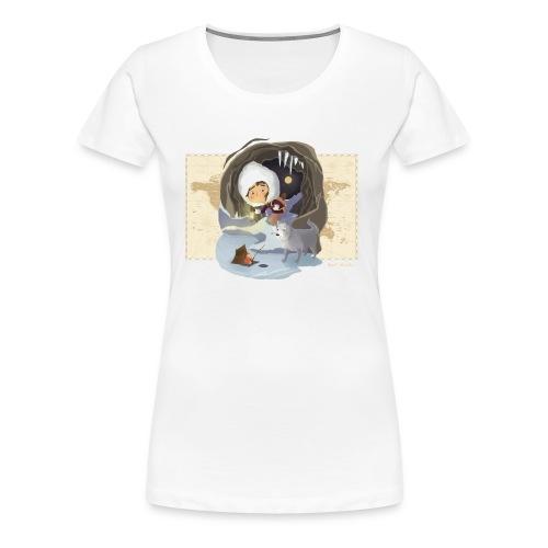 Expédition au grand nord - T-shirt Premium Femme