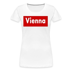 vienna - Frauen Premium T-Shirt