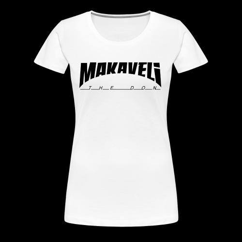 Makaveli the Don - Frauen Premium T-Shirt