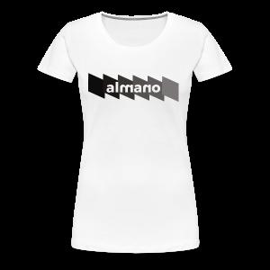 almanoFALLXFlash - Frauen Premium T-Shirt