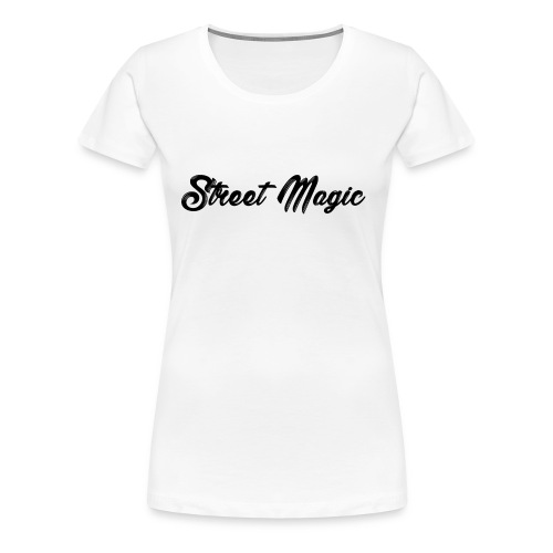 StreetMagic - Women's Premium T-Shirt