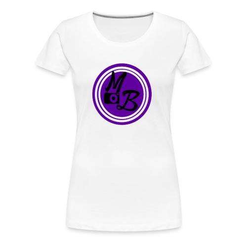 MirandaBos Merch - Vrouwen Premium T-shirt