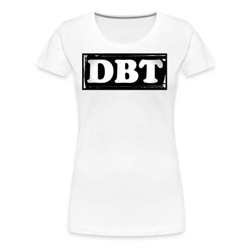 Official DBT T-Shirt - Frauen Premium T-Shirt