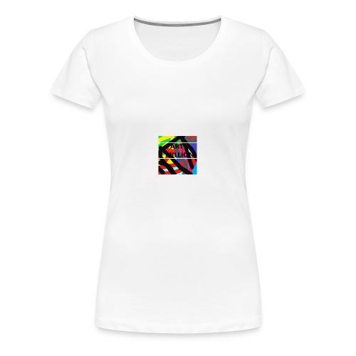 ART 1 MILLION - Frauen Premium T-Shirt