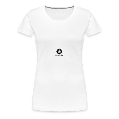 True Arbu Logo - Women's Premium T-Shirt
