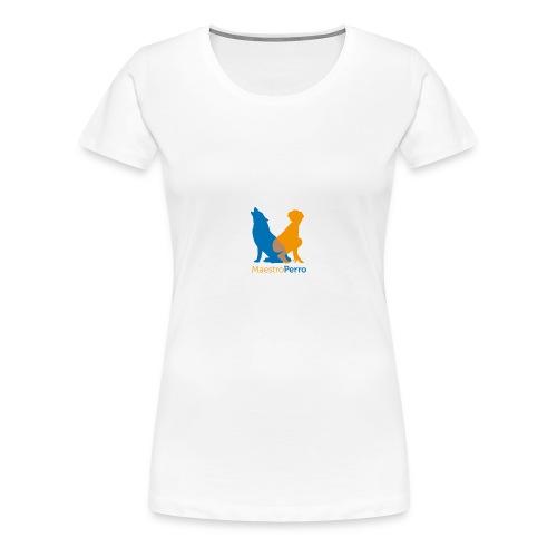 Camiseta Maestro Perro - Camiseta premium mujer
