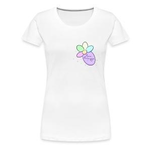 🌸 - Vrouwen Premium T-shirt