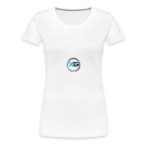 XG T-shirt - Vrouwen Premium T-shirt