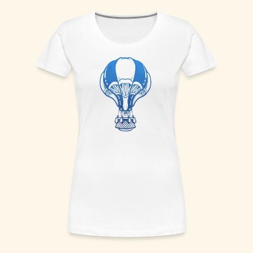 Ballon - Frauen Premium T-Shirt