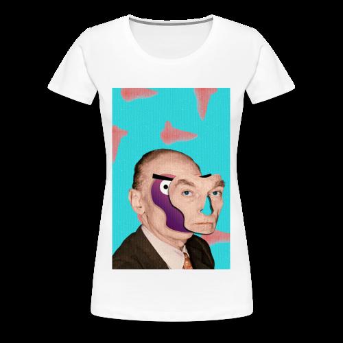 Surrealism Mask - Maglietta Premium da donna