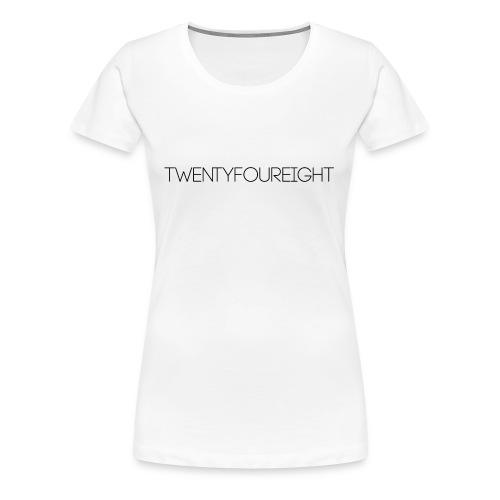 TFE - Vrouwen Premium T-shirt