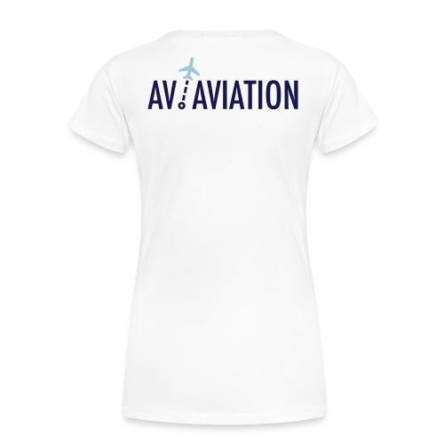 Full Logo - Women's Premium T-Shirt