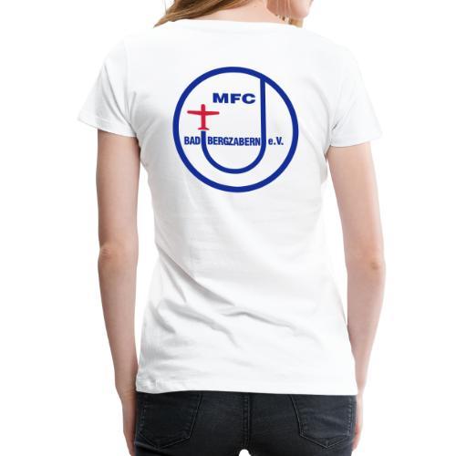 MFC Bad Bergzabern e. V. - Frauen Premium T-Shirt