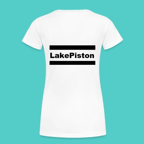 LakePiston V2 - Frauen Premium T-Shirt