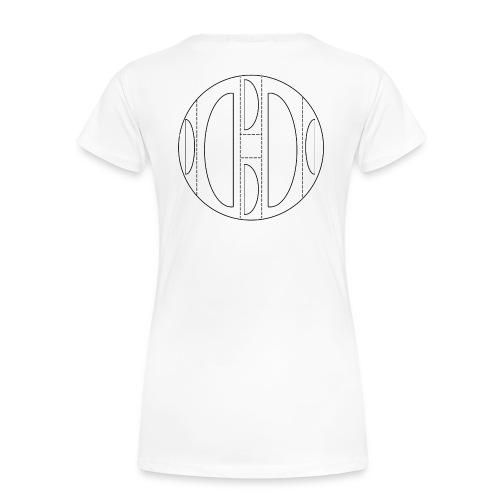 bowls - Frauen Premium T-Shirt