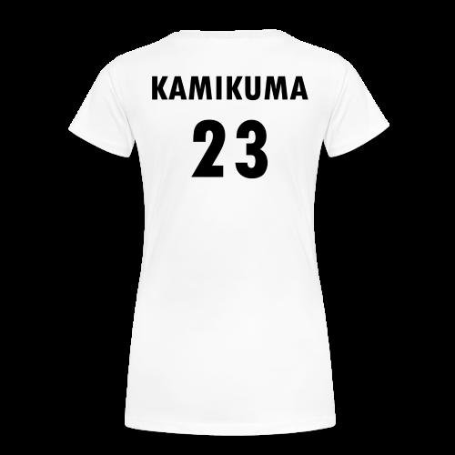 KamiKuma 23 - Frauen Premium T-Shirt