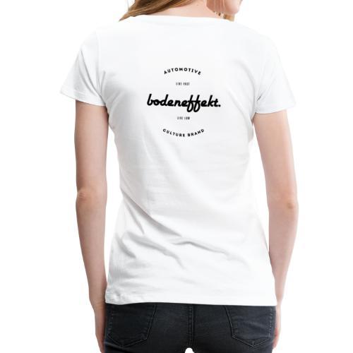 Back - Frauen Premium T-Shirt