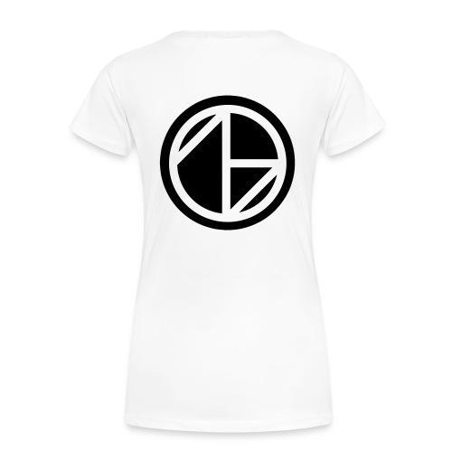 Ghost Nation Big Logo - Premium-T-shirt dam