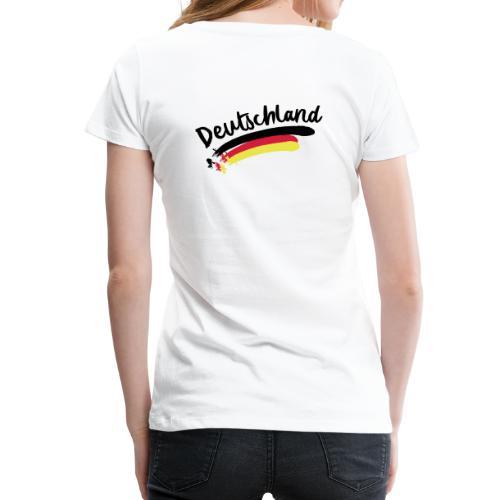 Deutschland Weltmeisterschaft 2018 WM T-Shirt - Frauen Premium T-Shirt