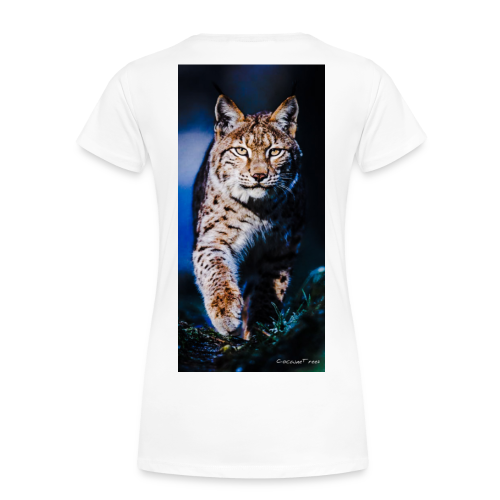 white Lux - CocaineTrees - Frauen Premium T-Shirt