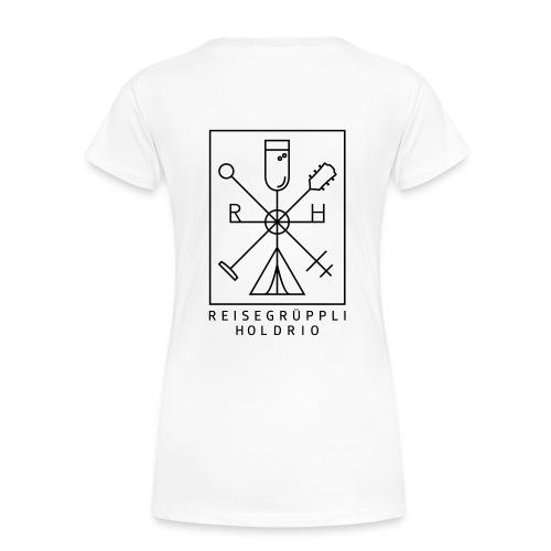 RGH Logo - Frauen Premium T-Shirt