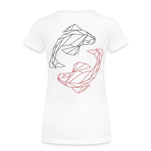 Ying_Yang_Kois - Frauen Premium T-Shirt