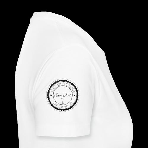 SannyArt Logo - Frauen Premium T-Shirt