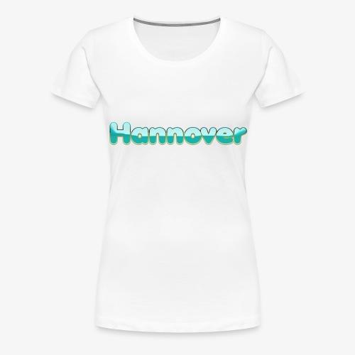 Serenity Klein Hannover - Frauen Premium T-Shirt