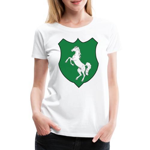 Blason Velmegun - T-shirt Premium Femme