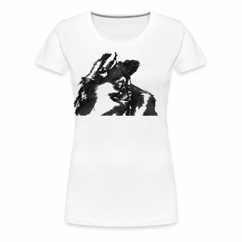 Chihuahua Design - Frauen Premium T-Shirt